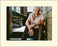 JOHN MAYALL ORIGINAL HAND SIGNED AUTOGRAPH PHOTO 10X8 MOUNTED & COA