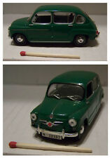 Kleines Modellauto Seat 800 1964 Plastik