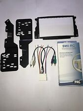 2004-2008 Acura TL Double-din Kit, Harness And Pac Steering Wheel Control Module