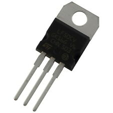 2 lf50cv STM REGOLATORE DI TENSIONE +5v 1a LOW DROP Voltage Regulator to-220 856018