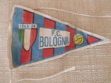 RARA BANDIERINA CALCIO  PER BICICLETTA ANNI '60 BOLOGNA SCUDETTO 1963/64