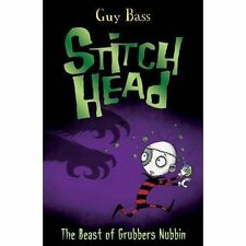 The Beast of Grubbers Nubbin (Stitch Head), Bass, Guy, New Book