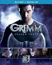 Grimm: Season 3 [Blu-ray] New DVD! Ships Fast!