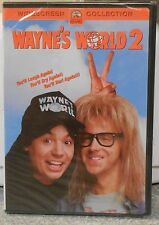 Wayne's World 2 (DVD, 2001) RARE MIKE MEYERS DANA CARVEY COMEDY BRAND NEW