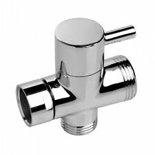 CleanStream Diverter Switch Shower Valve Douche Enema Water Flow Control