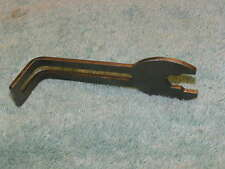 NEW WRENCH AND HANDLE FOR THE COLEMAN 530 POCKET STOVE PARTS