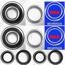 NSK REAR WHEEL BEARING SEAL KIT TOYOTA T100 TACOMA 4RUNNER RWD 2WD NO ABS PAIR