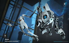 "034 Portal 2 - First Person Puzzle Platform Video Game 38""x24"" Poster"