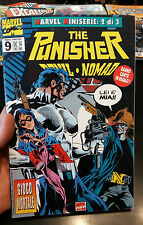 The Punisher Devil - Nomad 9 del 12-1994 Marvel Italia (LN-2/13)