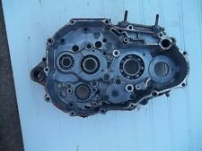 2003 SUZUKI LTZ 400 ENGINE CASE MOTOR HOUSING CRANK CORE