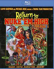 Return To Nuke 'em High, Vol 1 [Blu-ray], New DVDs