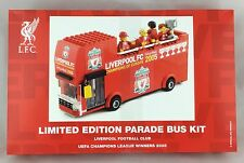 LEGO Limited Edition Liverpool FC UEFA Champions League Winners 2005 Parade Bus