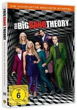 the BIG BANG THEORY Staffel / Season 6 Komplett 3 DVD s  Neu  OVP