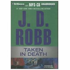 Taken in Death (In Death Series), Robb, J. D., Good Book