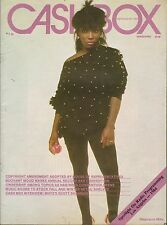 SEPT 22 1984 CASH BOX music magazine STEPHANIE MILLS