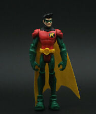 "DC Robin Batman Super Hero 3.75"" Figure Toy Loose Child Boy ZX199"