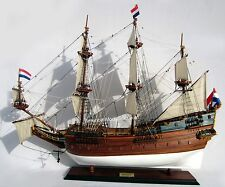 "Batavia Dutch pronunciation Tall Ship Model 37"" - Handcrafted Wooden Model Ship"