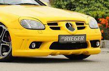 Rieger Scheinwerferblenden für Mercedes Benz SLK R170 incl. Facelift