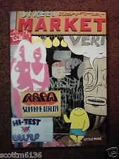 STREET MARKET- Barry McGee (TWIST)*Todd James (REAS)*Stephen Powers (ESPO)*Rare!