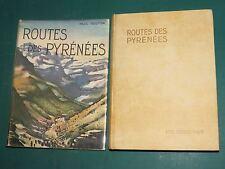 """Route des Pyrénées P GUITON ARTHAUD """"Les beaux Pays"""" couv ROHNER Rel PARCHEMINEX"""