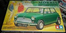 Tamiya 1/24 MORRIS MINI 1275S COOPER Mk1 24039 Model Car Mountain Kit FS