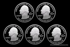 2014 S America the Beautiful National Parks ~ Mint Clad Proof Set of 5 US Coins