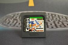 SONIC THE HEDGEHOG 2 JAP JP SEGA GAME GEAR
