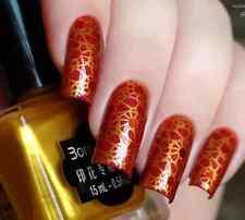 15ml #1 Gold Born Pretty Nail Art Stamping Stamp Polish Sweet Style Nail Polish