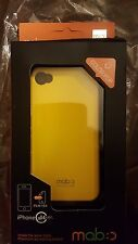 Ultra Thin Yellow Hard Plastic Case Cover For iphone4 iphone4S 1pc