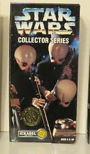 STAR WARS CANTINA - ICKABEL COLLECTORS SERIES 12 INCH SEALED 1996-97