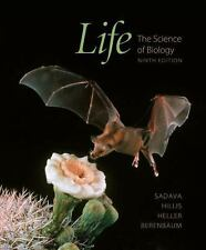 Life : The Science of Biology by David Sadava, Gordon H. Orians, H. Craig...