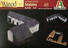 Italeri - Waterloo - La haye sainte stables - 1:72