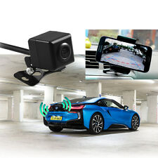"WIFI in Car Backup Rear View Reversing Camera 1/3"" Cmos Cam For Andriod IOS"