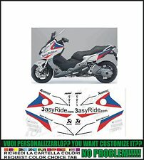 kit adesivi stickers compatibili c 600 sport rep. sbk