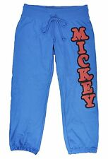 Mickey Mouse Juniors Sweatpants Lounge Wear Sleep Pants Medium