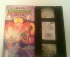 MY PET MONSTER Volume 4 FINDERS KEEPER Rare VHS TESTED