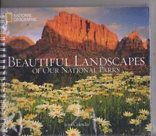 2016 National Geographic Beautiful Landscapes National Parks Engagement Calendar