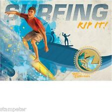 2013 Young Collectors 'Experience It!' – Surfing $1 Coin, Perth Mint