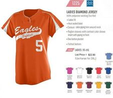 16 Softball Team Jerseys Shirt Uniforms AUG#1225 Wholesale $15.05/each Save $124