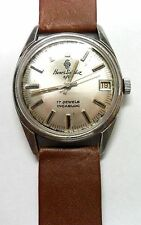 HENRI SANDOZ & FILS 17JEWELS SWISS WRIST WATCH ..