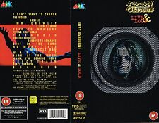 (VHS) Ozzy Osbourne - Live & Loud - Mama, I'm Coming Home, Paranoid, Changes