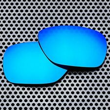 New Volt Polarized Blue Replacement Lenses for Oakley Inmate