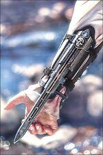 Assassin's Creed 4 Pirate Cosplay 1:1 versteckte Klinge Hidden Blade Mit BOX