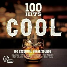 100 HITS - COOL  (BRAND NEW SEALED FIVE CD SET)