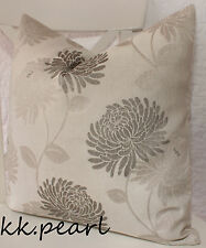 """Elegant Bold Floral Cushion Cover Maggie Levien for John Lewis  Decor Fabric 18"""""""