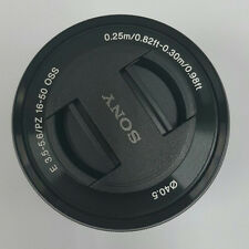 NEW Sony SEL SELP1650 16-50mm F/3.5-5.6 OSS Lens Black E-Mount