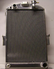1935 1936 FORD CAR RADIATOR WITH chevy v-8 aluminum radiator