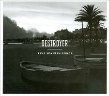 Five Spanish Songs [EP] [Digipak] by Destroyer (Indie Rock) (CD, 2013, Merge)