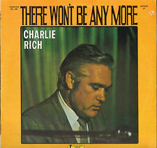 "CHARLIE RICH ""THERE WON'T BE ANYMORE"" 70'S LP USA, POWER PAK 241"