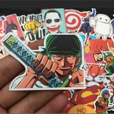 50pcs /lot Sticker Bomb Decal Vinyl Roll Car Skate Skateboard Laptop Luggage RF